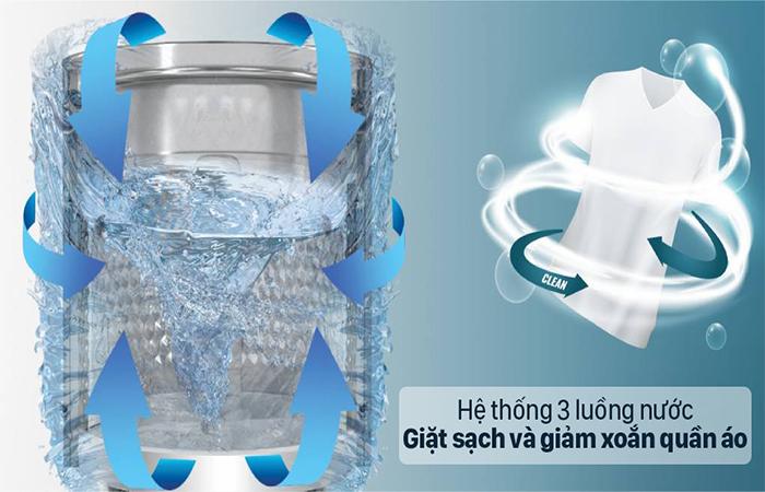 Casper luồng nước
