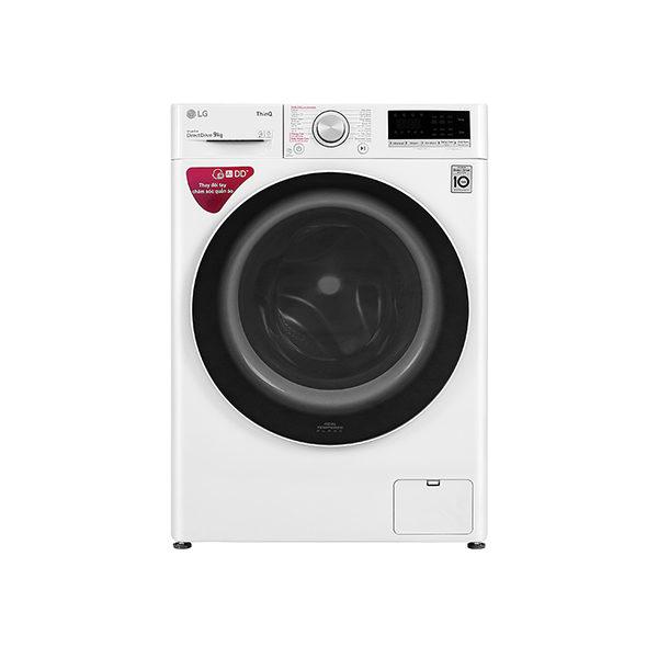 Máy giặt LG 9kg inverter FV1409S4W