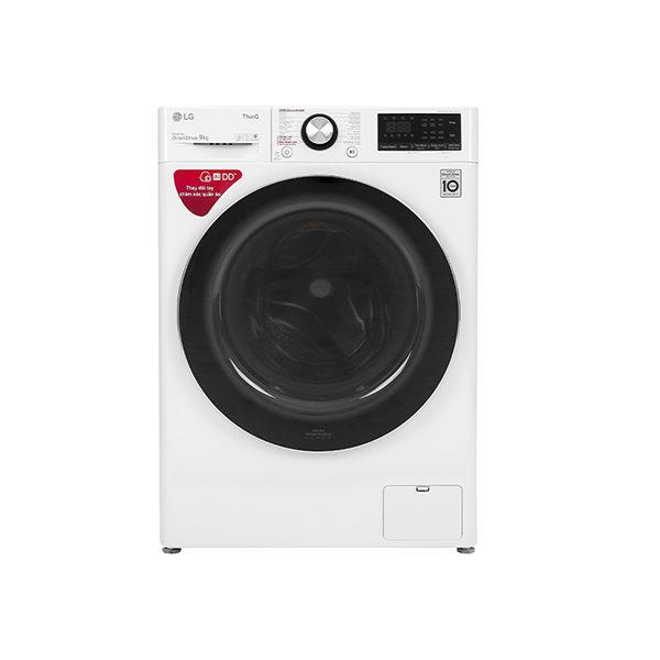 Máy giặt LG inverter 9kg FV1409S2W