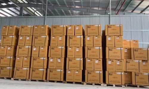 Tổng đại lý phân phối máy điều hòa Fujitsu chính hãng giá rẻ tại hà Nội