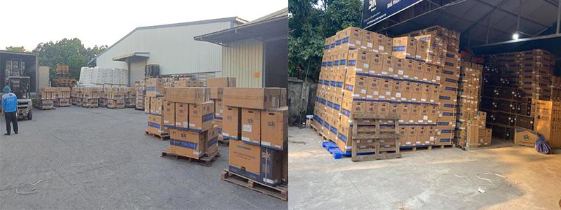 Tổng kho điều hòa sumikura chính hãng tại Hà Nội