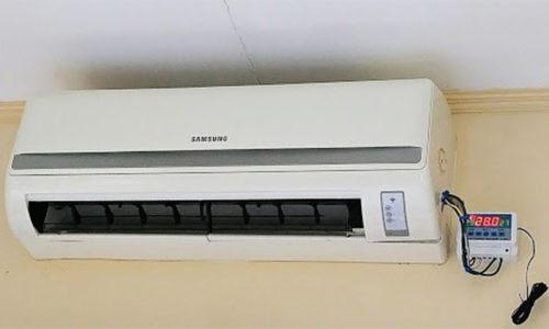 Nguyên nhân điều hòa Samsung báo lỗi nháy đèn và cách khắc phục