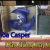 Điều hòa Casper dàn đồng hay nhôm