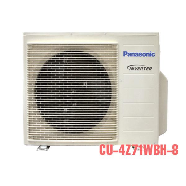 Điều hòa multi Panasonic 2 chiều 24000BTU CU-4Z71WBH-8