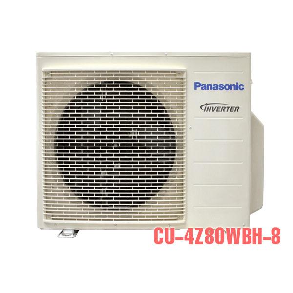 Điều hòa multi Panasonic 2 chiều 27000BTU CU-4Z80WBH-8