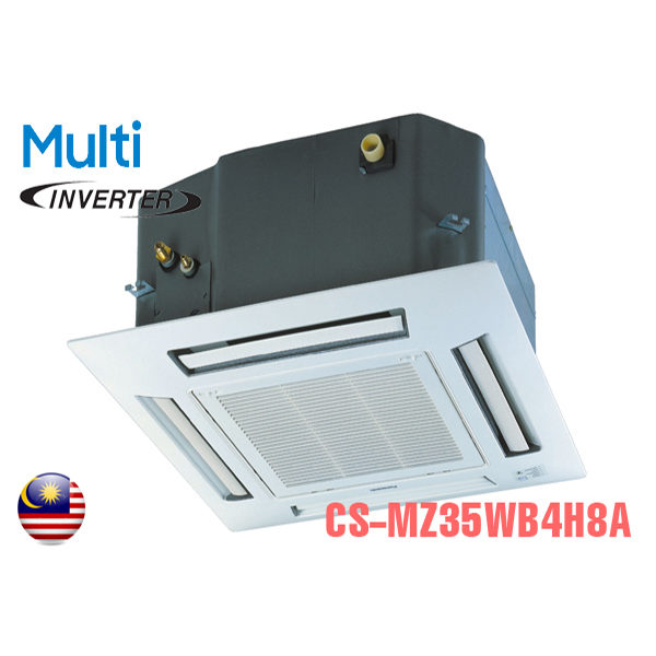 Điều hòa multi Panasonic âm trần 2 chiều 12000BTU CS-MZ35WB4H8A