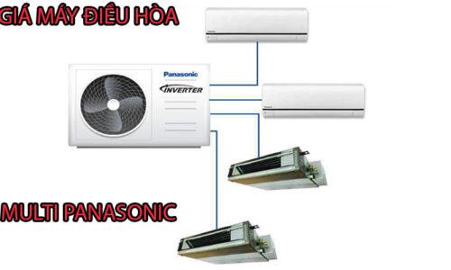 Giá máy điều hòa multi Panasonic