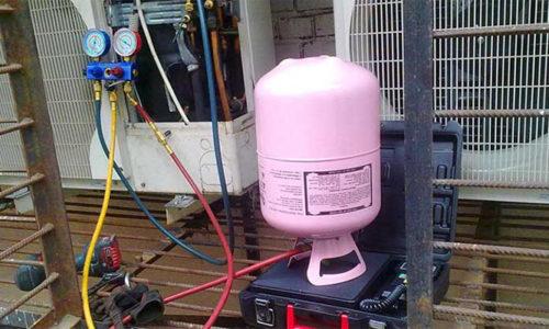 Nạp gas điều hòa hết bao nhiêu tiền